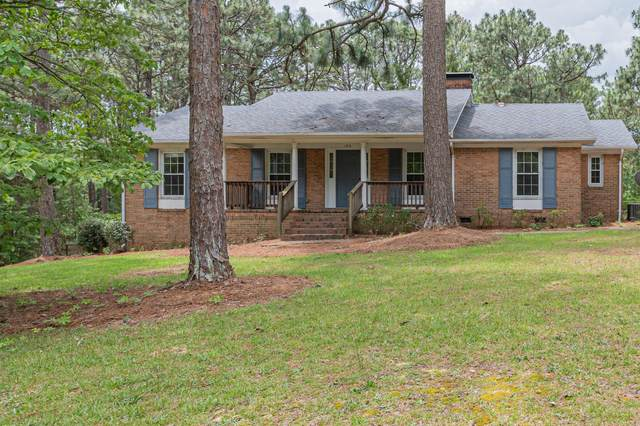 106 S Glenwood Trail, Southern Pines, NC 28387 (MLS #206767) :: Pinnock Real Estate & Relocation Services, Inc.