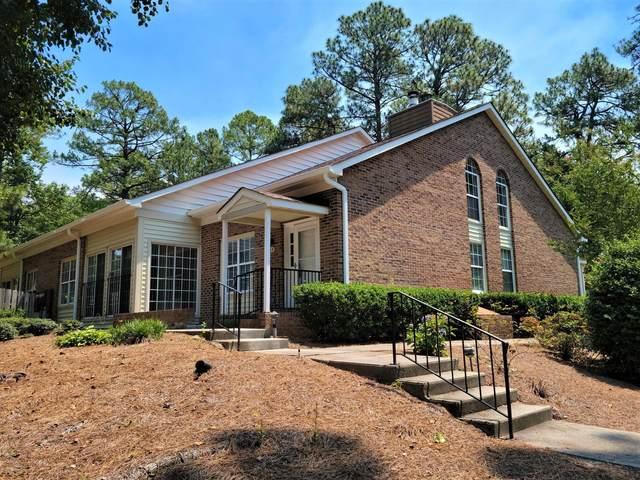 6 Pinehurst Manor Manor 6D, Pinehurst, NC 28374 (MLS #206810) :: Towering Pines Real Estate