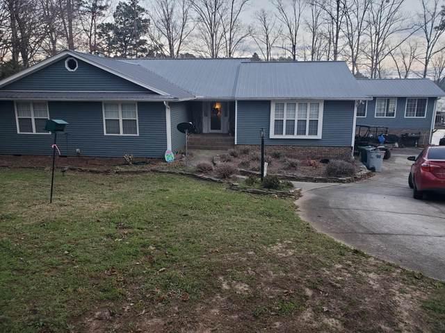 332 Grey Fox Rd, Ellerbe, NC 28338 (MLS #206811) :: On Point Realty