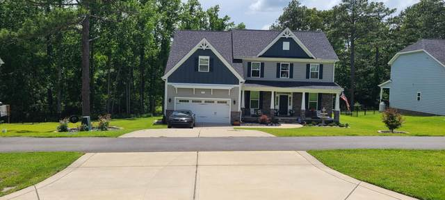 530 Ave Of The Carolinas, Carthage, NC 28327 (MLS #206841) :: Pinnock Real Estate & Relocation Services, Inc.