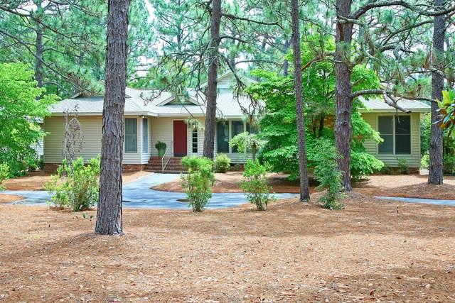 25 Augusta National Drive, Pinehurst, NC 28374 (MLS #206864) :: Pines Sotheby's International Realty