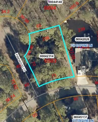760 Firewood Court, Vass, NC 28394 (MLS #206869) :: Towering Pines Real Estate