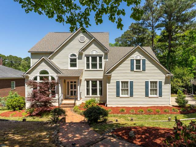 2642 Buckingham Drive, Sanford, NC 27330 (MLS #206879) :: Pines Sotheby's International Realty