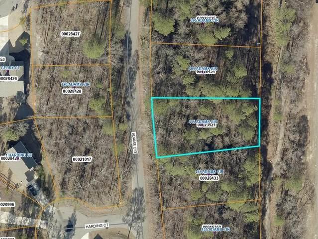 415 Adams Circle, Pinehurst, NC 28374 (MLS #206924) :: On Point Realty