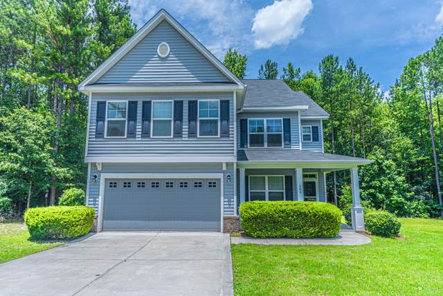 165 Timberwood Drive, Carthage, NC 28327 (MLS #206938) :: EXIT Realty Preferred