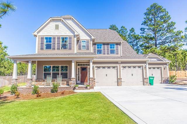 818 Winston Pines Drive, Aberdeen, NC 28315 (MLS #206940) :: Pines Sotheby's International Realty