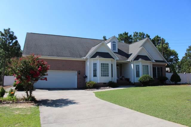 136 Juniper Creek Boulevard, Pinehurst, NC 28374 (MLS #206963) :: Towering Pines Real Estate