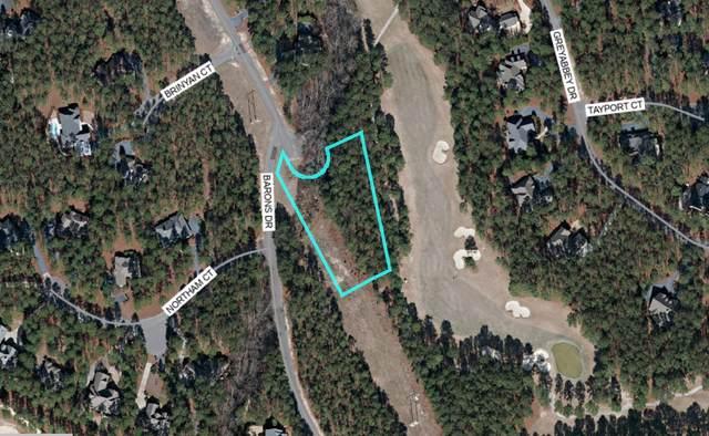 20 Barons Drive, Pinehurst, NC 28374 (MLS #206973) :: Pines Sotheby's International Realty