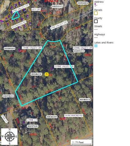 6 Pine Valley Circle, Foxfire, NC 27281 (MLS #206987) :: Pinnock Real Estate & Relocation Services, Inc.