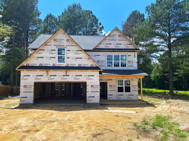 421 Kiki Drive, Fayetteville, NC 28312 (MLS #207011) :: Towering Pines Real Estate