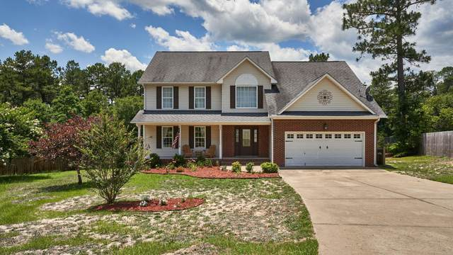 108 Monarch Court, Cameron, NC 28326 (MLS #207021) :: Towering Pines Real Estate