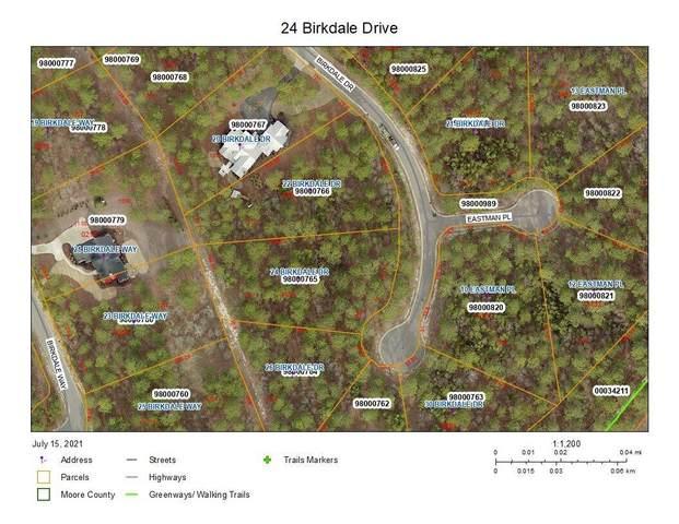 24 Birkdale Drive, Pinehurst, NC 28374 (MLS #207022) :: Pines Sotheby's International Realty