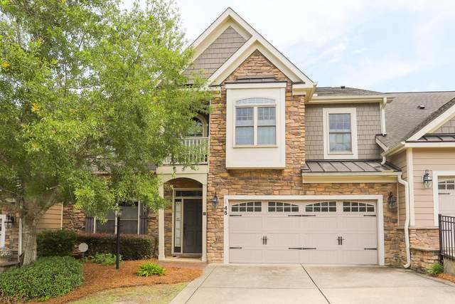 45 Shadow Creek Court, Pinehurst, NC 28374 (MLS #207031) :: Towering Pines Real Estate