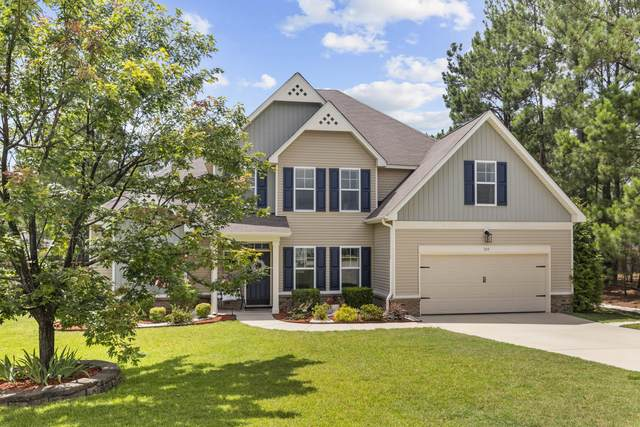 109 Walkabout Drive, Aberdeen, NC 28315 (MLS #207048) :: Pines Sotheby's International Realty