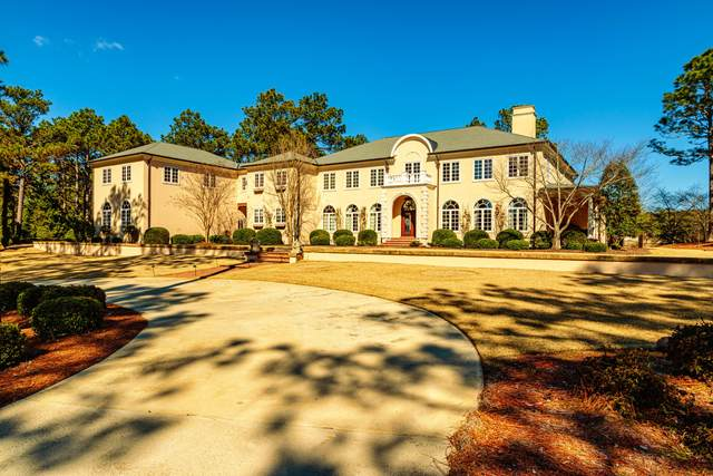 370 Pine Barrens Vista, Southern Pines, NC 28387 (MLS #207051) :: Pines Sotheby's International Realty