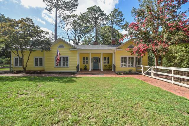 305 S Highland Road, Southern Pines, NC 28387 (MLS #207052) :: Pines Sotheby's International Realty
