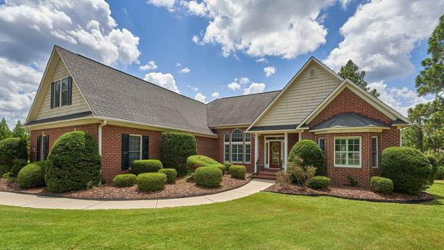 128 Morris Drive, West End, NC 27376 (MLS #207053) :: EXIT Realty Preferred