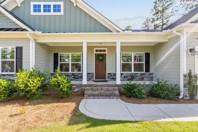 240 Cone Circle, Southern Pines, NC 28387 (MLS #207063) :: Pines Sotheby's International Realty