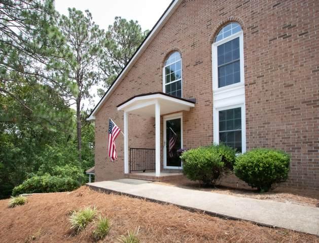 12 Pinehurst Manor Drive, Pinehurst, NC 28374 (MLS #207066) :: Towering Pines Real Estate