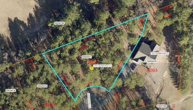 148 Cambridge Lane, West End, NC 27376 (MLS #207072) :: Pines Sotheby's International Realty