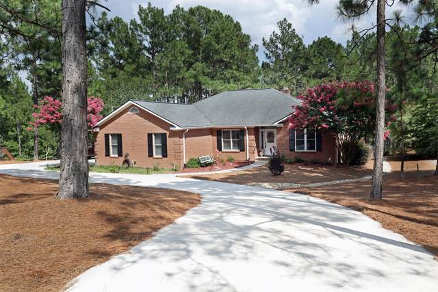 110 Dubose Drive, West End, NC 27376 (MLS #207077) :: EXIT Realty Preferred