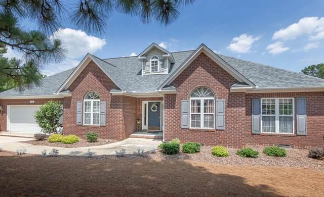 14 Overpeck Lane, Pinehurst, NC 28374 (MLS #207084) :: EXIT Realty Preferred