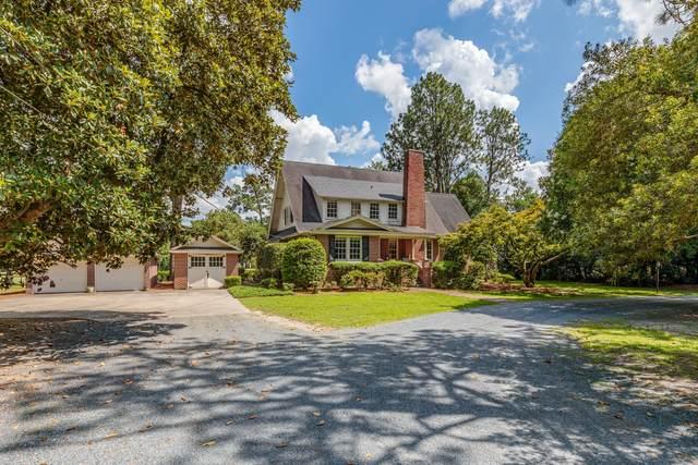 60 Midland Road, Pinehurst, NC 28374 (MLS #207102) :: Pinnock Real Estate & Relocation Services, Inc.