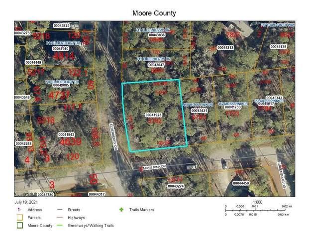 753 Elderberry Drive, Vass, NC 28394 (MLS #207106) :: Towering Pines Real Estate