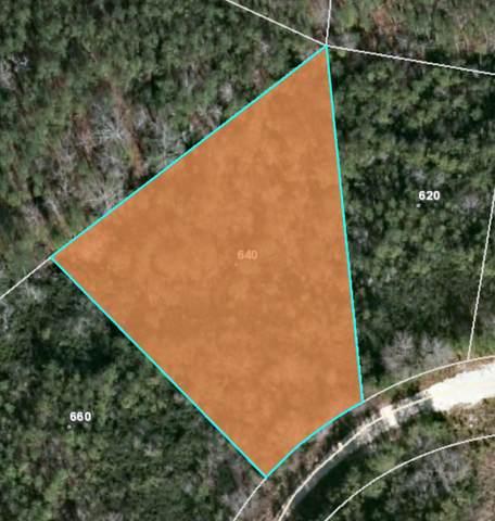 640 Pine Oak, Cameron, NC 28326 (MLS #207119) :: Pinnock Real Estate & Relocation Services, Inc.
