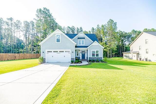 221 Farmhouse Lane, Carthage, NC 28327 (MLS #207130) :: Towering Pines Real Estate