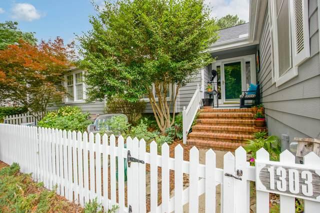 1303 Mt Washington Circle, Pinehurst, NC 28374 (MLS #207155) :: Pines Sotheby's International Realty
