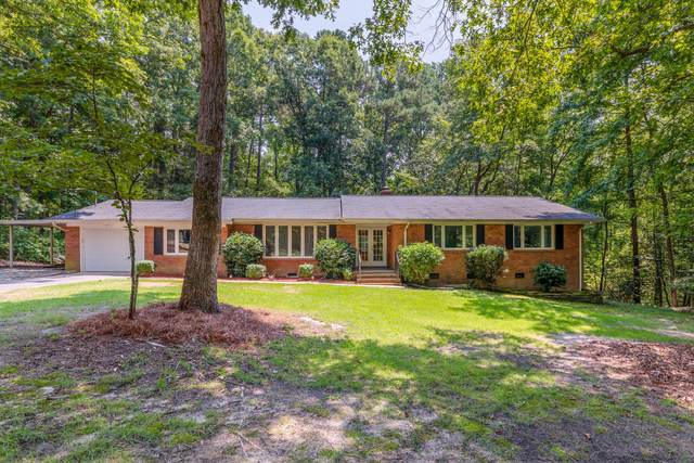 307 Kyloe Road, Southern Pines, NC 28387 (MLS #207158) :: Pines Sotheby's International Realty