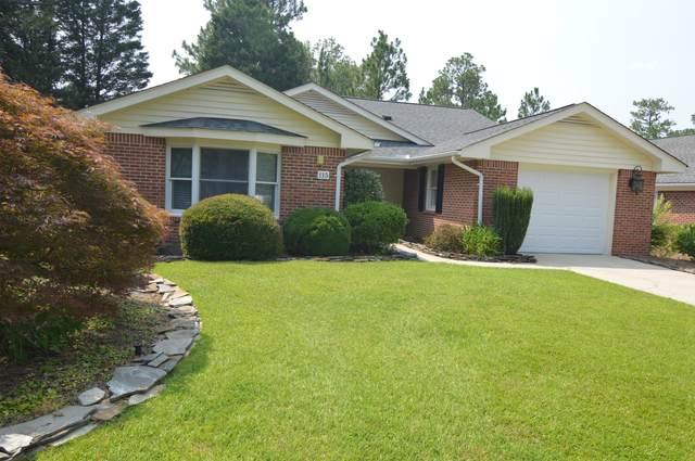 115 Mallard Lane, Pinehurst, NC 28374 (MLS #207159) :: Pines Sotheby's International Realty