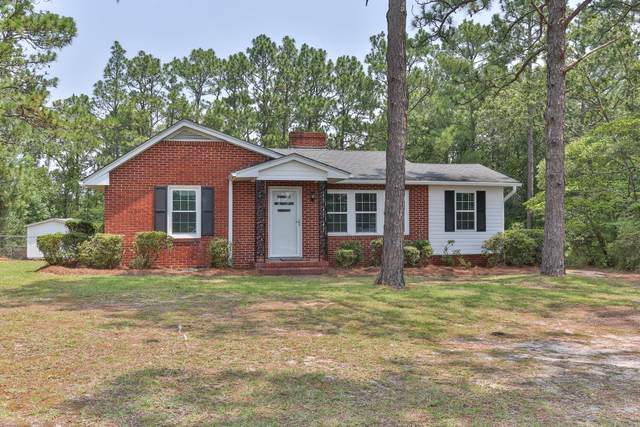 932 Circlewood Drive, Hamlet, NC 28345 (MLS #207164) :: Towering Pines Real Estate