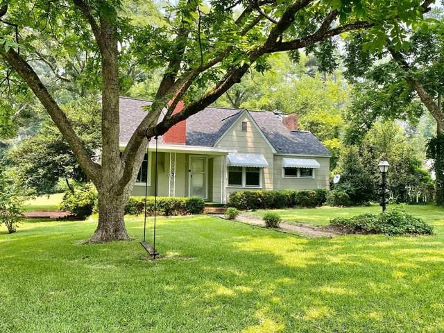 631 Richmond Road, Rockingham, NC 28379 (MLS #207167) :: Pines Sotheby's International Realty