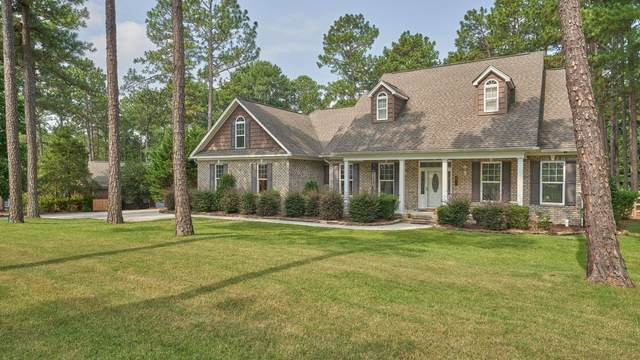 104 Banbridge Drive, West End, NC 27376 (MLS #207172) :: Towering Pines Real Estate