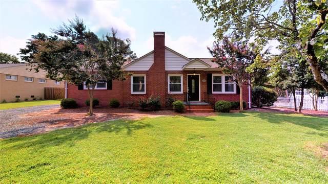 107 Rockingham Street, Carthage, NC 28327 (MLS #207189) :: Pinnock Real Estate & Relocation Services, Inc.