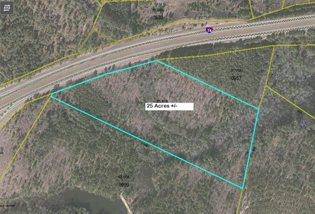 Tbd Off Us 74 & S. Grace Chapel Ch, Hamlet, NC 28345 (MLS #207203) :: Pines Sotheby's International Realty