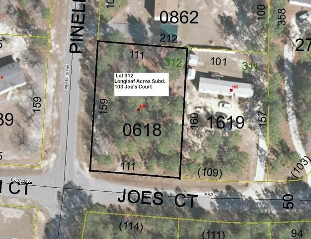 103 Joes Court, Rockingham, NC 28379 (MLS #207204) :: Pinnock Real Estate & Relocation Services, Inc.