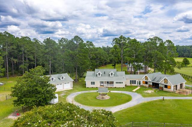 2081 Youngs Road, Vass, NC 28394 (MLS #207205) :: Pines Sotheby's International Realty