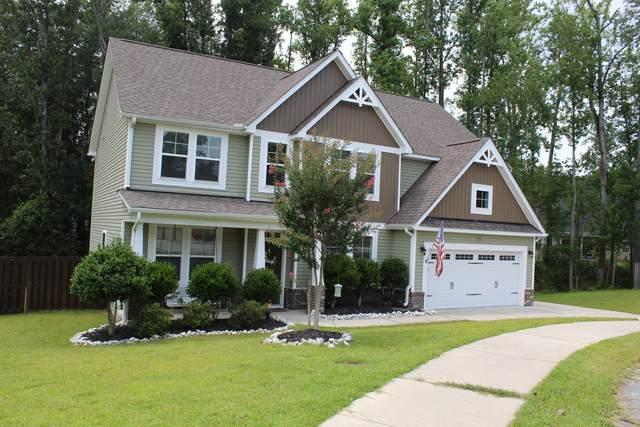 53 Yaupon Circle, Spring Lake, NC 28390 (MLS #207210) :: EXIT Realty Preferred