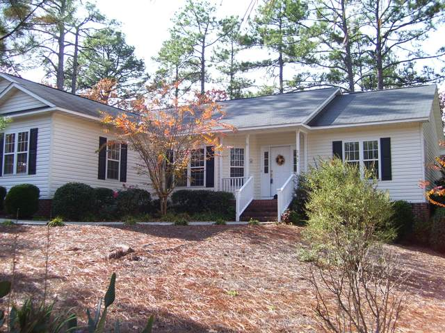 240 Wheeling Drive, Pinehurst, NC 28374 (MLS #207220) :: Pines Sotheby's International Realty