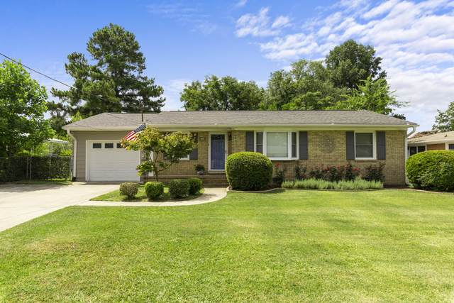 713 Tupelo Circle, Fayetteville, NC 28304 (MLS #207223) :: Pines Sotheby's International Realty