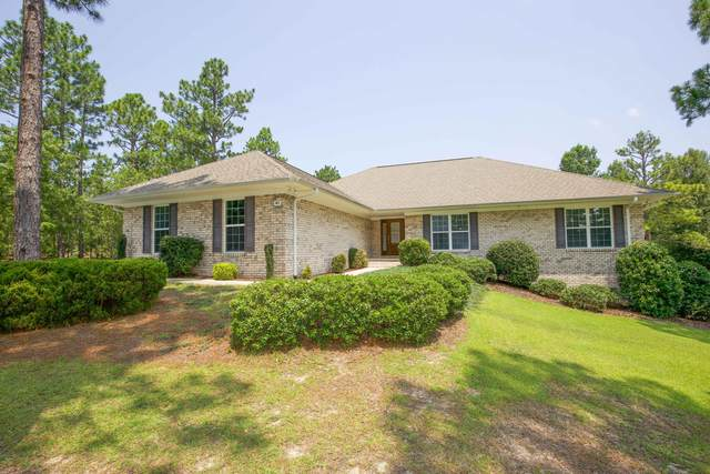 43 Woodland Circle, Jackson Springs, NC 27281 (MLS #207228) :: On Point Realty