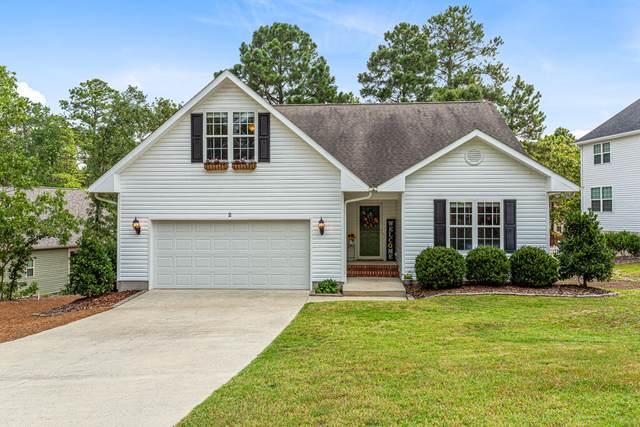 2 Van Buren Lane, Pinehurst, NC 28374 (MLS #207249) :: EXIT Realty Preferred