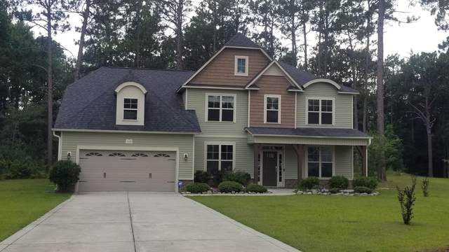 109 Bright Court, Aberdeen, NC 28315 (MLS #207289) :: EXIT Realty Preferred