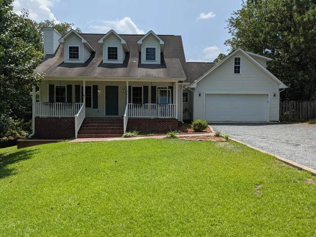 130 Bellhaven Drive, Whispering Pines, NC 28327 (MLS #207291) :: Towering Pines Real Estate