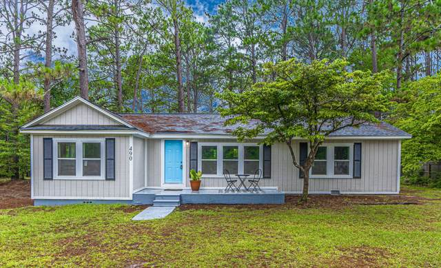 490 S Glover Street, Southern Pines, NC 28387 (MLS #207314) :: EXIT Realty Preferred