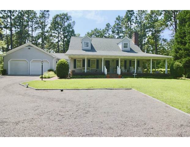 2060 E Indiana Avenue, Southern Pines, NC 28387 (MLS #207318) :: EXIT Realty Preferred