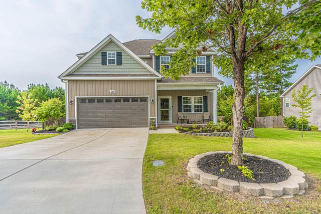329 Savannah Garden Drive, Carthage, NC 28327 (MLS #207323) :: Pinnock Real Estate & Relocation Services, Inc.